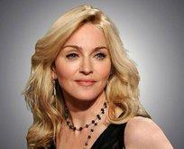 Madonna geliyor!