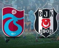 Trabzonspor-Beşiktaş maçı ne zaman?