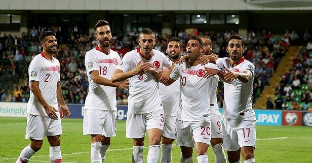 Türkiye-Arnavutluk maçı ne zaman?
