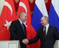 Putin'den dikkat çeken açıklama: Erdoğan haklı