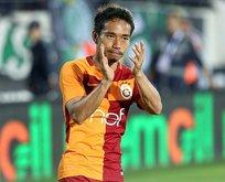 Galatasaray'da Nagatomo şoku!