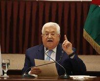 Sağlık testine girmişti! Mahmud Abbas'tan haber var