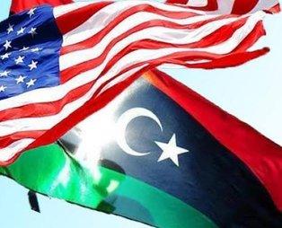 Libya, ABD'nin kaçakçılıkla ilgili yaptırım kararına destek verdi