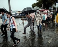 Meteoroloji İstanbul yağışı için saat verdi!