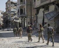 PKK'nın 'terör koridoru'na darbe vuruldu