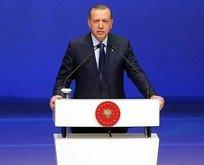 Cumhurbaşkanı Erdoğan'ın 19 Mayıs mesajı