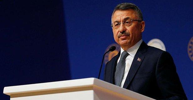 Cumhurbaşkanı Yardımcısı Oktay'dan Ayasofya paylaşımı