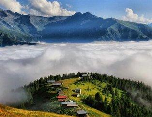 Karadeniz muhteşem doğası ve tarihi ile büyülüyor! İşte Karadeniz Bölgesi'nde mutlaka görmeniz gereken yerler...