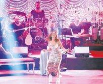 Yıldızlı konser