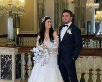 Fenerbahçeli Ozan evlendi