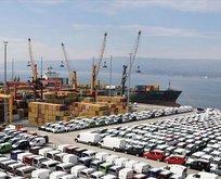İlk 3 çeyrekte 110 ülkeye binek otomobil ihracatı