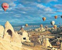 Kapadokya ilk sırada!