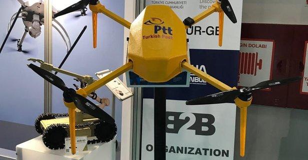 PTT'den dev hamle! Drone kargo geliyor