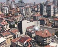 Ankara'da 110 bin TL'ye dubleks daire! Satış tarihi belli oldu