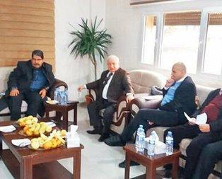 Esed PKK ile masaya oturdu