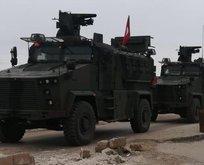 Milli Savunma Bakanlığı bu fotoğrafla duyurdu