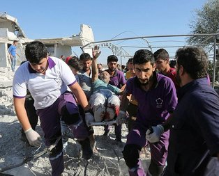 ABD'den Rusya ve Esed rejimine İdlib kınaması