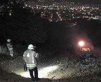 Ataşehir'de korkutan patlama!