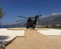 Akdeniz'de sıcak saatler