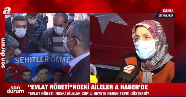 Diyarbakır annelerinden CHP'ye tepki!