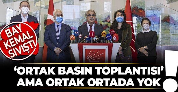 Kılıçdaroğlu ortadan sıvıştı!