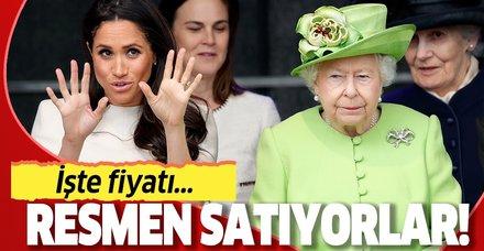 Kraliçe 2'nci Elizabeth Malta'daki villasını satıyor