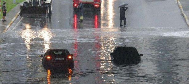 Meteoroloji'den İstanbul'a son dakika sağanak yağış uyarısı | 20 Ağustos hava durumu
