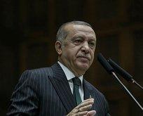 Başkan Erdoğandan flaş açıklamalar