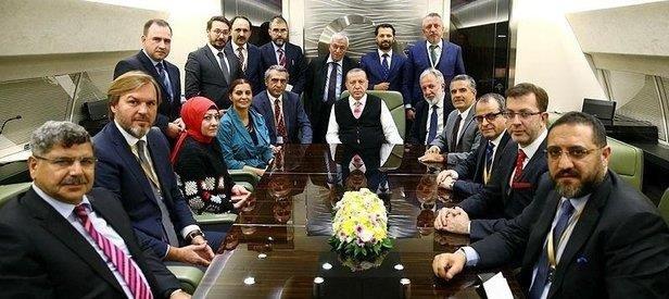 Erdoğan: Direnirlerse neticesi ağır olur