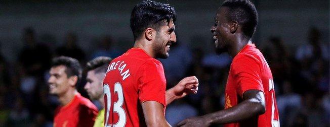 Galatasaray Origi'nin peşinde