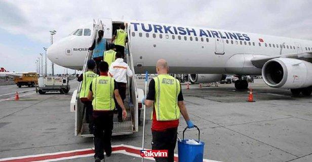 Havalimanı tecrübesiz ve tecrübeli kamu personel alımı