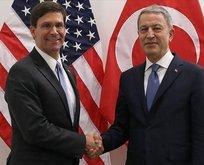 ABD ile Türkiye arasında kritik görüşme