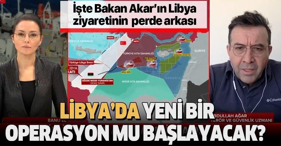İşte Libya ziyaretinin perde arkası