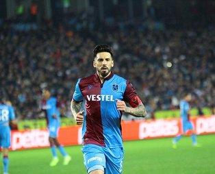 Trabzonspor'dan flaş Jose Sosa açıklaması! Krasnodar maçında...