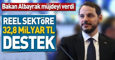 Son dakika: Hazine ve Maliye Bakanı Berat Albayrak'tan 'bütçe' açıklaması