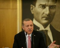 Erdoğan'dan CHP'li Tanrıkulu'na: Sen kimden yanasın