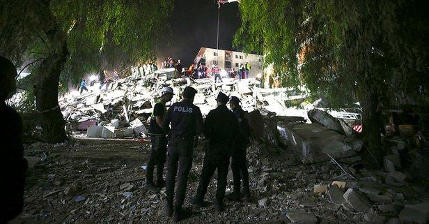Depremi fırsat bilen provokatörlerin sonu