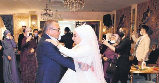 Damatsız düğün!