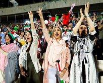 İranlı kadınlara stat izni