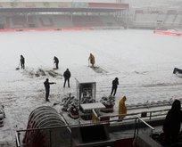 Boluspor - Galatasaray maçı ertelendi!