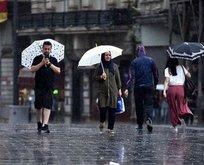 İstanbullular dikkat! Meteoroloji uyardı!