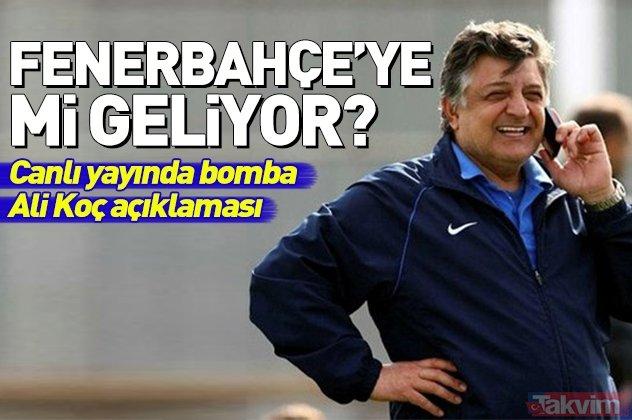 Yılmaz Vural Fenerbahçe'ye mi geliyor? Canlı yayında açıkladı