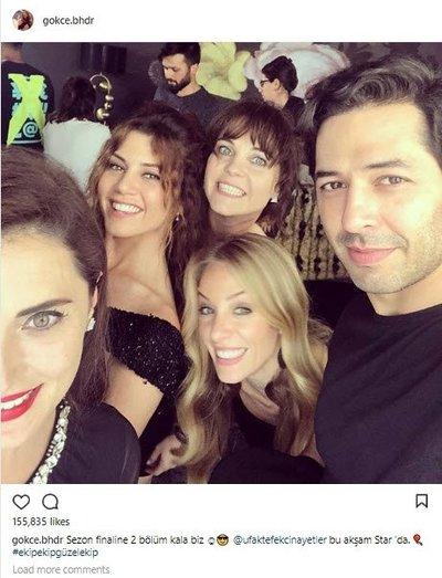 Ünlü isimlerin Instagram paylaşımları (30.05.2018)