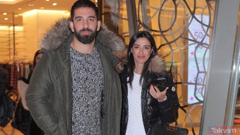 Medipol Başakşehir'in yıldızı Arda Turan'dan oğlu Hamza Arda'ya lüks hediye!