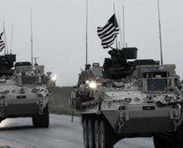 ABD birliklerinden yeni sevkiyat