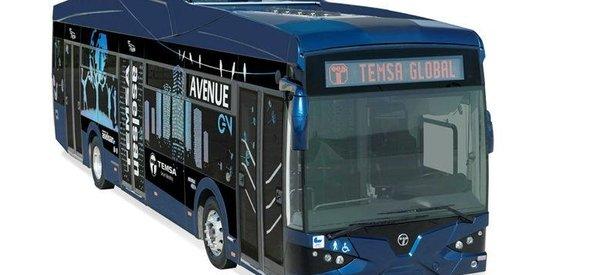 İstanbul'da elektrikli otobüs devri