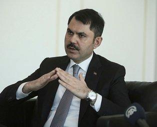 Son dakika: Bakan Kurum'dan İstanbul'da kentsel dönüşüm çalışmalarıyla ilgili flaş açıklama