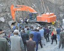Kömür madenindeki göçük için soruşturma