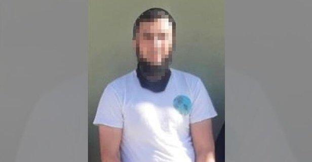 Uluslararası seviyede aranan terörist yakalandı