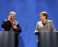 Türkiyeden flaş Almanya açıklaması